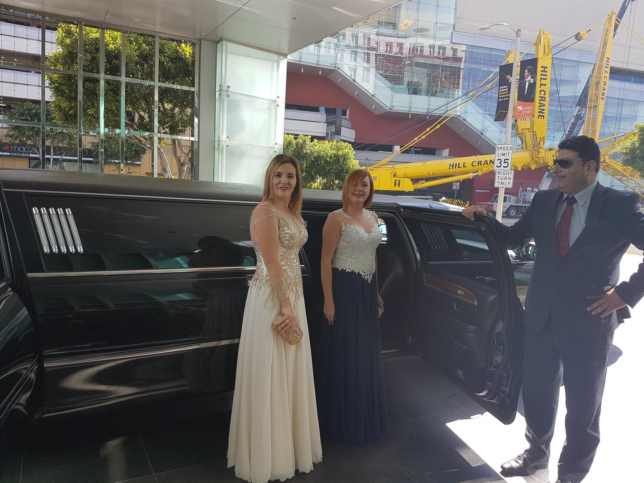 Karolina i Sabina- Emmy 2016