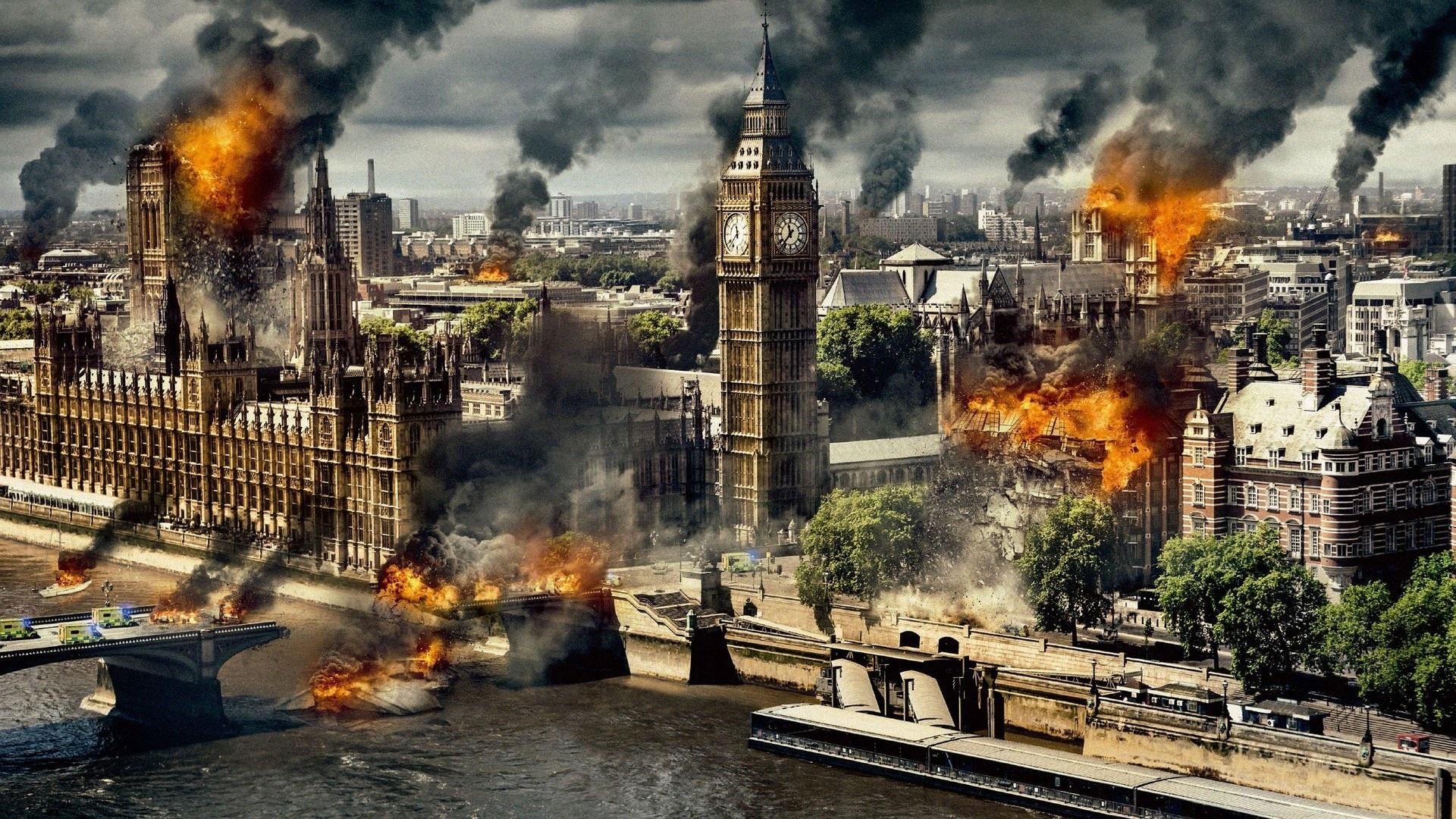 Londyn W Ogniu2