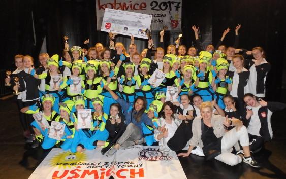 Rzeszowski UŚMIECH z Grand Prix Polski
