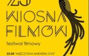 Festiwal Filmowy Wiosna Filmów 2017 w kinie Zorza