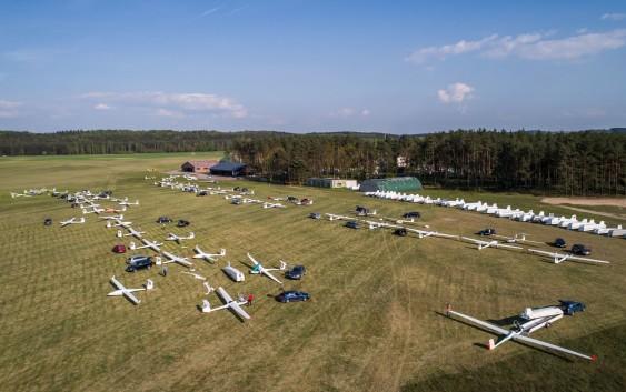 Regionalne Zawody Szybowcowe – złoty DISCUS CS SP-3971