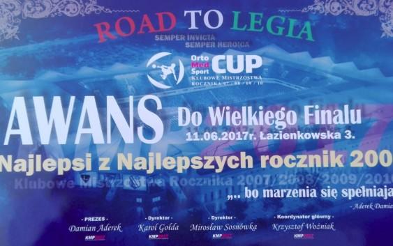 SMS Resovia Rzeszów w Finale Klubowych Mistrzostw Polski