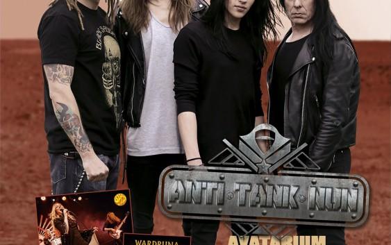 Czerwcowe wydanie magazynu Metal Hammer