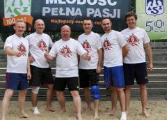 Turniej Piłki Nożnej Plażowej o Puchar JM Rektora PRz