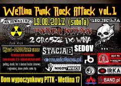 Wetlina Punk Rock Attack vol.1