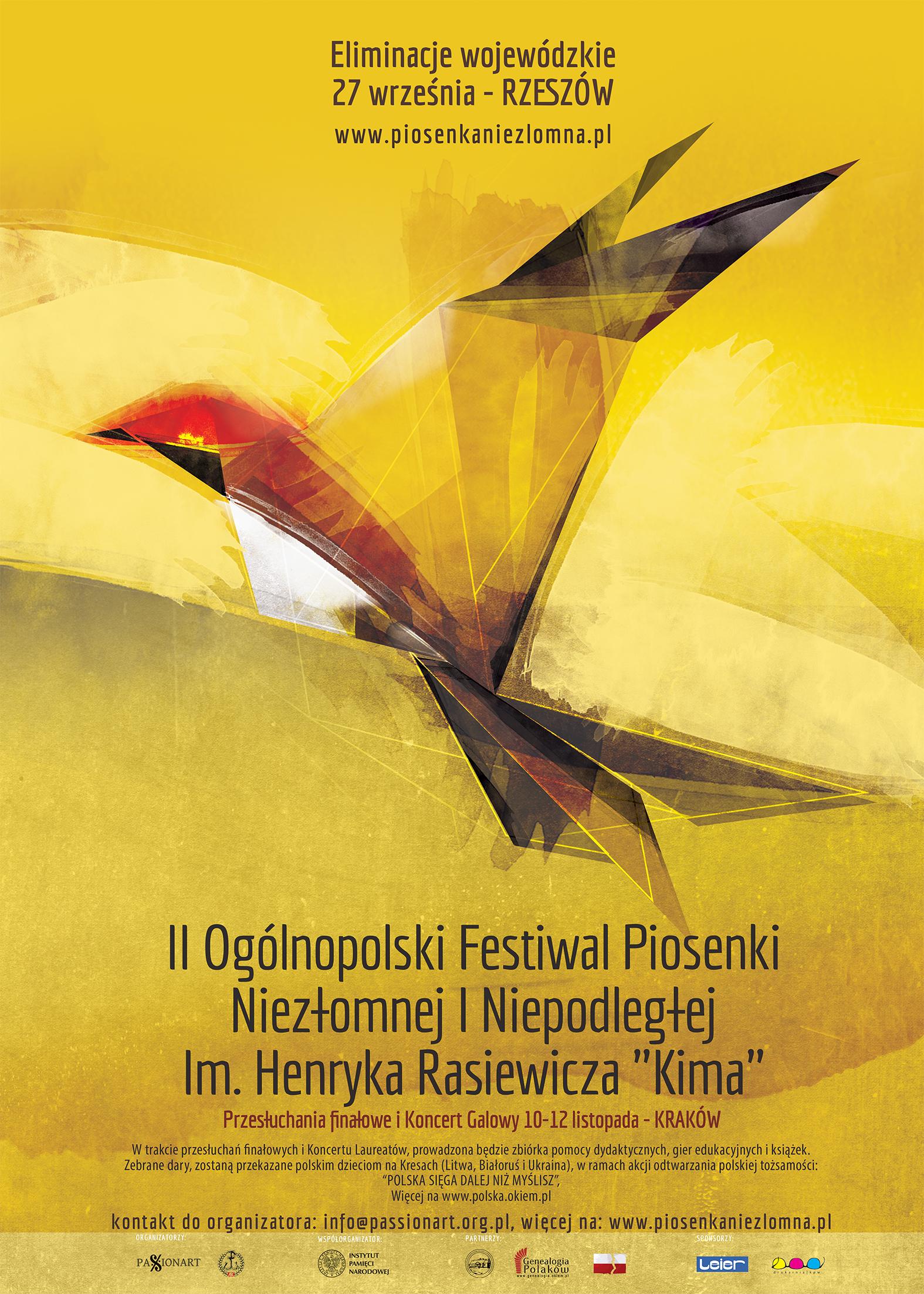 Festiwal Piosenki Niezłomnej i Niepodległej