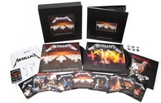 Metallica – wznowienie kultowego albumu Master of Puppets