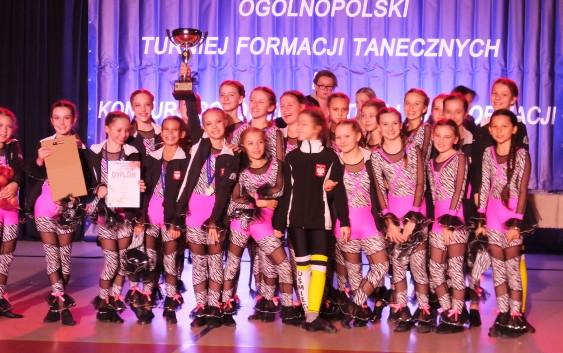 Grand Prix i grad medali dla zespołu Uśmiech z Rzeszowa