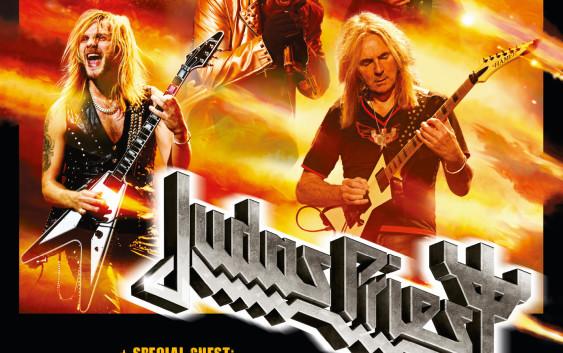 Judas Priest i Megadeth