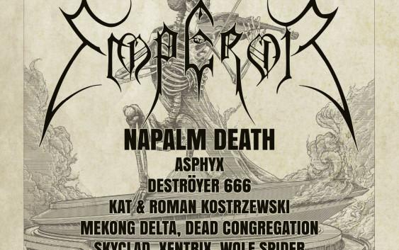 Metalmania 2018 – pełny skład festiwalu