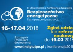 Bezpieczeństwo energetyczne – filary i perspektywa rozwoju