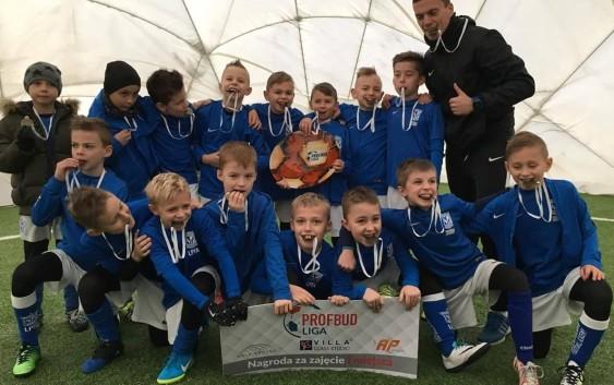 Sukces Lech Poznań Football Academy Rzeszów
