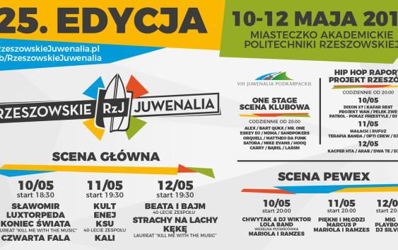 25. edycja Rzeszowskich Juwenaliów