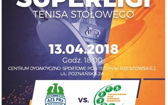 Lotto Superliga – Fibrain AZS PRz walczy o medal