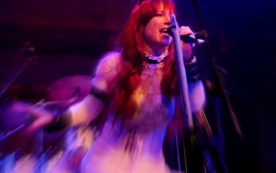 Laserowe rękawice i Janis Joplin
