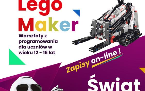 Warsztaty Lego Maker
