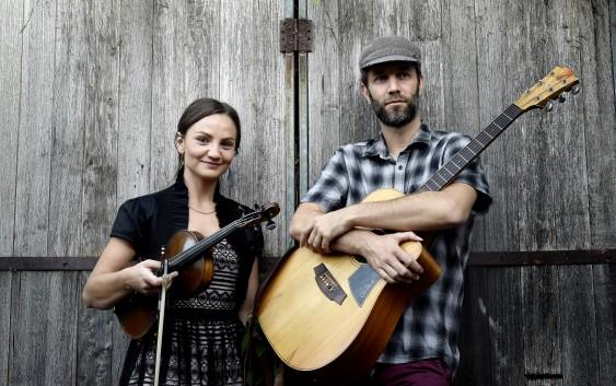 Tim McMillan & Rachel Snow (Australia) w Rzeszowie