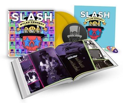 "Slash ""Living The Dream"""