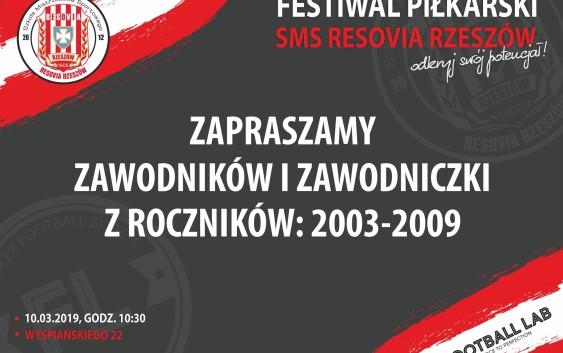 Festiwal piłkarski w Rzeszowie