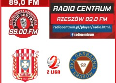 CWKS Resovia – RKS Garbarnia –  środa 17.00