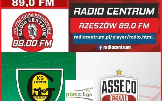 GKS KATOWICE – ASSECO RESOVIA – PIĄTEK 17.30