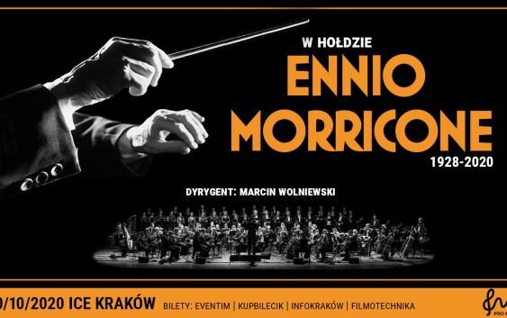 Koncert w hołdzie Ennio Morricone