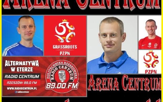 Arena Centrum – Marcin Włodarski
