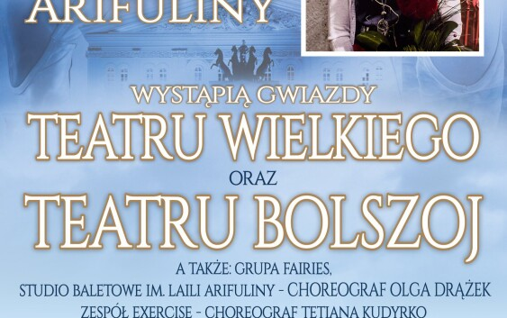Koncert Pamięci Laili Arifuliny