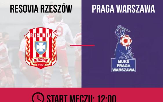 Resovia Rzeszów – Praga Warszawa