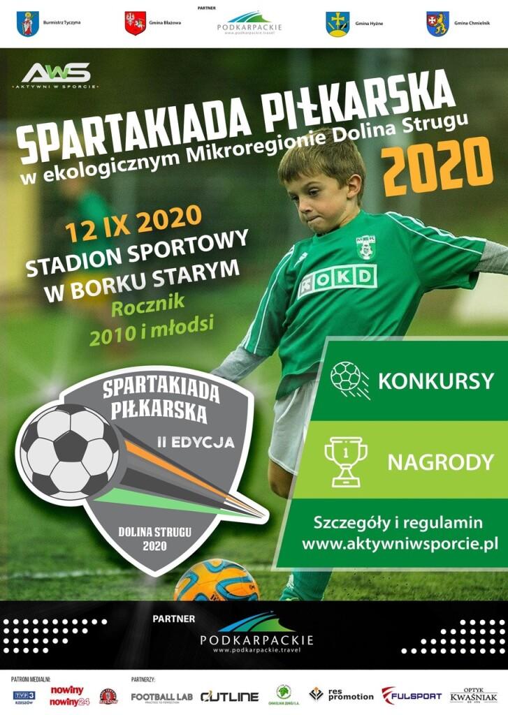 Spartakiada piłkarska 2020
