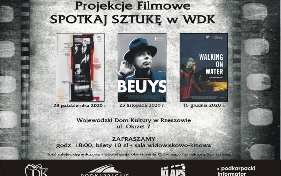"""""""Spotkaj Sztukę"""" w WDK w Rzeszowie 28.10.2020"""