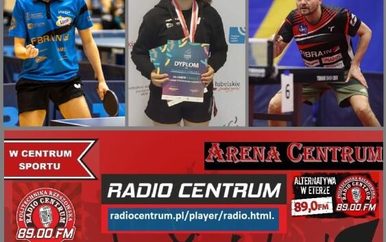 ARENA CENTRUM – tenis stołowy