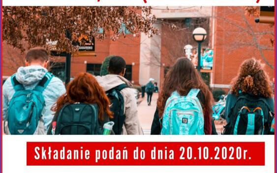 Erasmus+  nabór na studia i praktyki