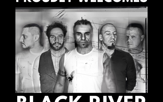 BLACK RIVER dołączył do Golden Robot Records/Crusader