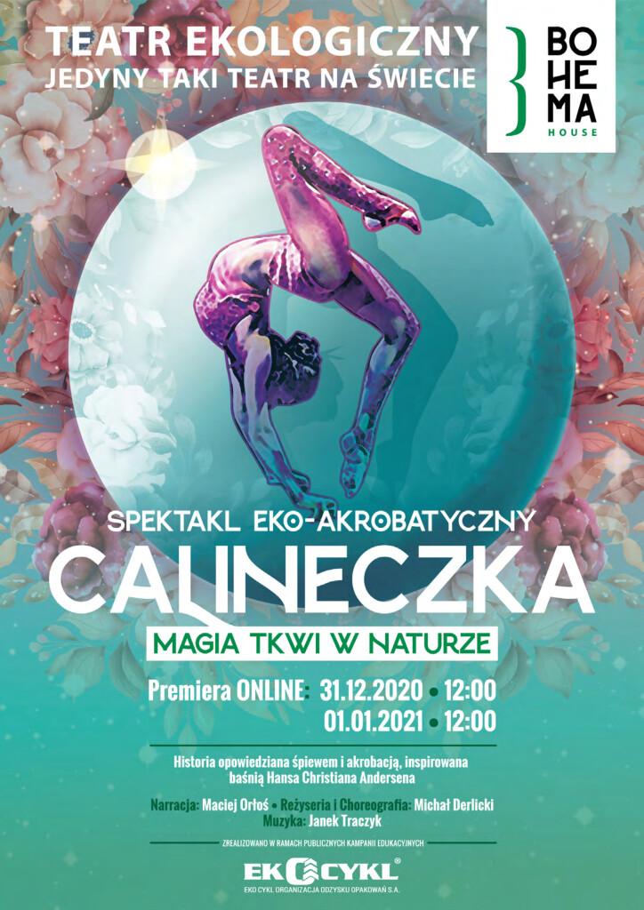 BOHEMA_calineczka_plakat