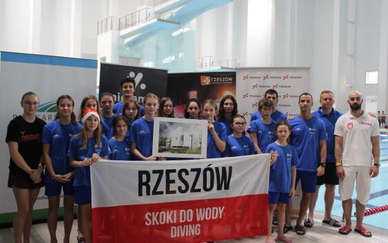 """30 medali klubu """"Stal Rzeszów Skoki do wody"""""""