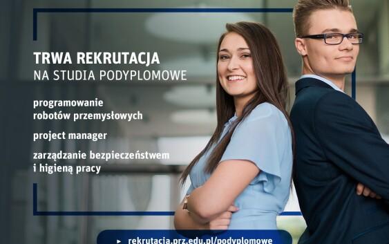 Rekrutacja na studia II stopnia i podyplomowe