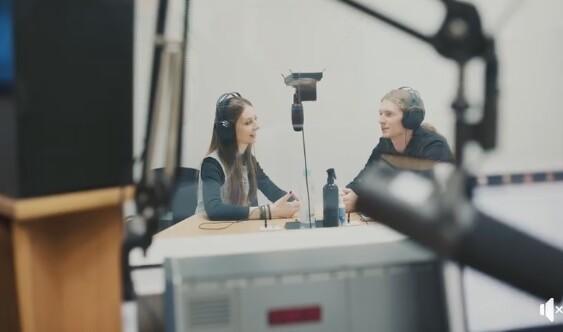 Krótki film o Radio Centrum