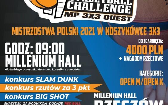 Mistrzostwa Polski w koszykówce 3×3