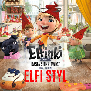 sienkiewicz elfinki - okładka small