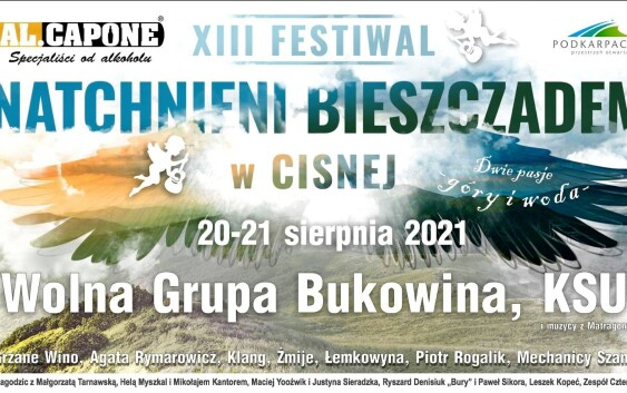 XIII Festiwal Natchnieni Bieszczadem