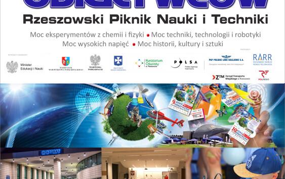 Rzeszowski Piknik Nauki i Techniki MOC Odkrywców